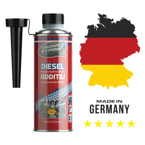 Syprin Diesel Additiv Made in Germany