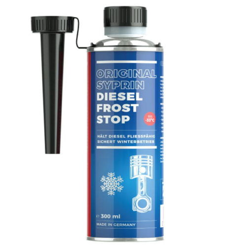 Original Syprin Diesel Frost Stop 300 ml - Made in Germany