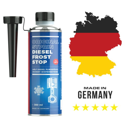 Original Syprin Diesel Frost Stop Made in Germany